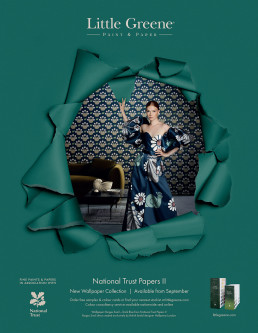 Olivia Gregory Little Greene & National Trust