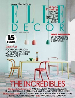 Olivia Gregory Stylist ELLE Decoration