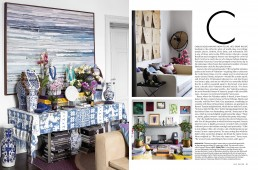 Olivia Gregory Stylist ELLE Decor