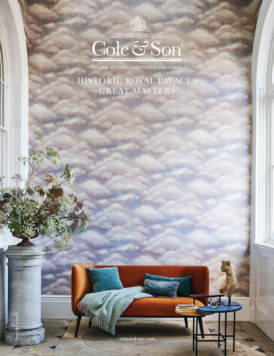 Olivia Gregory Stylist Cole & Son